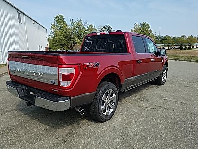 2021 Ford F-150 SuperCrew Cab 4x4, Pickup #NA98608 - photo 2