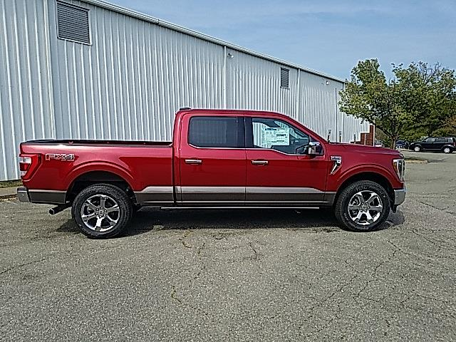 2021 Ford F-150 SuperCrew Cab 4x4, Pickup #NA98608 - photo 3