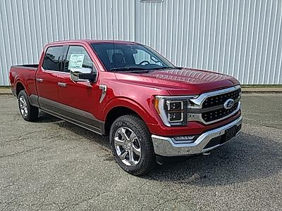 2021 Ford F-150 SuperCrew Cab 4x4, Pickup #NA98608 - photo 9