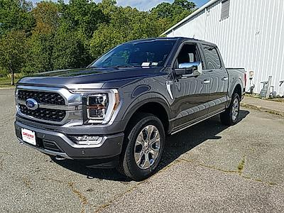 2021 Ford F-150 SuperCrew Cab 4x4, Pickup #NA98612 - photo 4