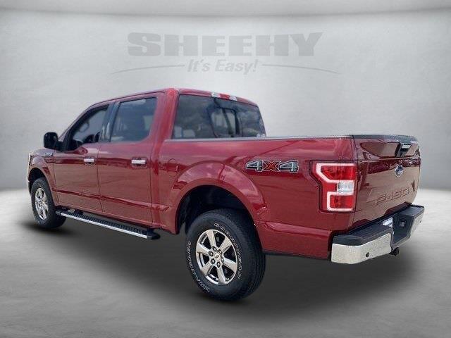 2018 Ford F-150 SuperCrew Cab 4x4, Pickup #NA69922A - photo 13