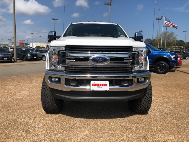 2018 F-250 Crew Cab 4x4, Pickup #NB05548 - photo 4