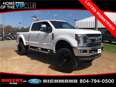 2018 F-250 Crew Cab 4x4, Pickup #NB05548 - photo 1