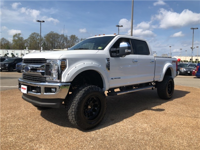 2018 F-250 Crew Cab 4x4, Pickup #NB05548 - photo 5