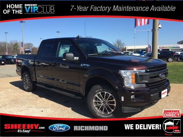 2020 F-150 SuperCrew Cab 4x4, Pickup #NB06025 - photo 1