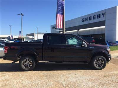 2020 F-150 SuperCrew Cab 4x4, Pickup #NB06025 - photo 8