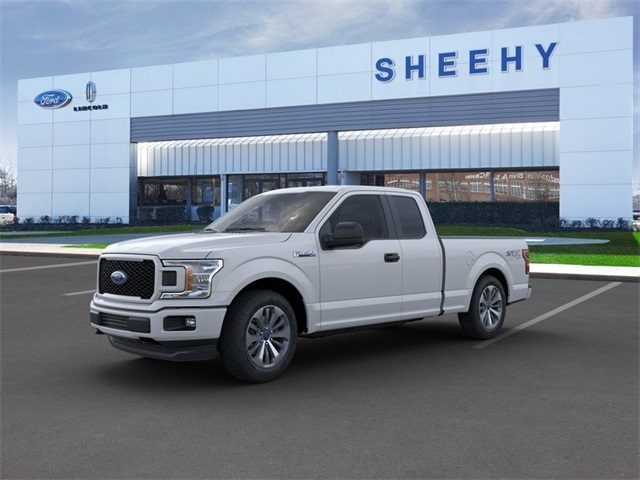 2020 Ford F-150 Super Cab 4x4, Pickup #NB06094 - photo 1
