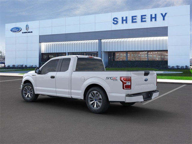 2020 Ford F-150 Super Cab 4x4, Pickup #NB06094 - photo 2