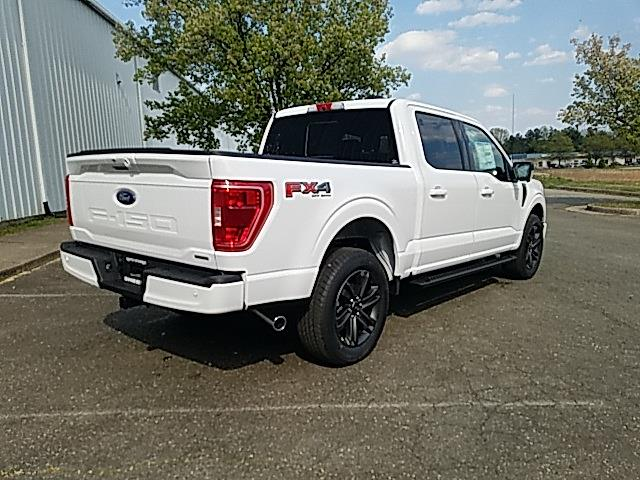 2021 Ford F-150 SuperCrew Cab 4x4, Pickup #NB07396 - photo 2
