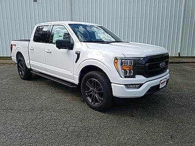 2021 Ford F-150 SuperCrew Cab 4x4, Pickup #NB07396 - photo 9