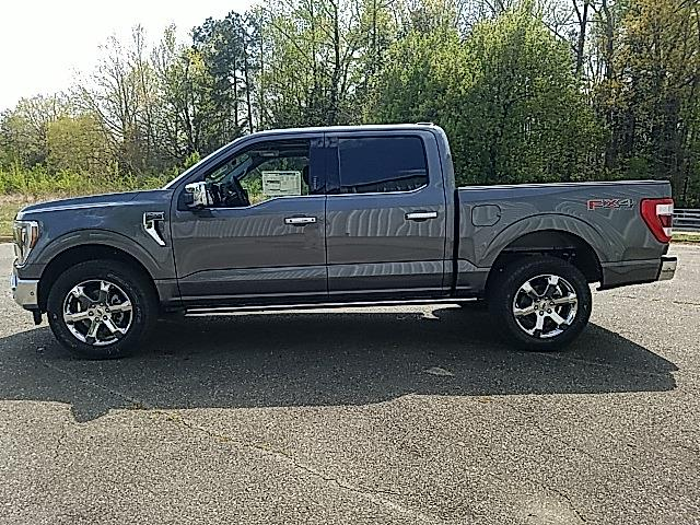 2021 Ford F-150 SuperCrew Cab 4x4, Pickup #NB07468 - photo 6