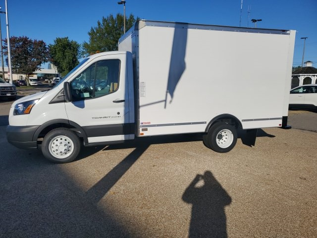 2019 Transit 350 HD DRW 4x2, Morgan Mini-Mover Cutaway Van #NB08541 - photo 3
