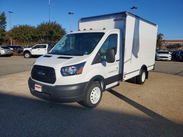 2019 Transit 350 HD DRW 4x2, Morgan Mini-Mover Cutaway Van #NB08541 - photo 4