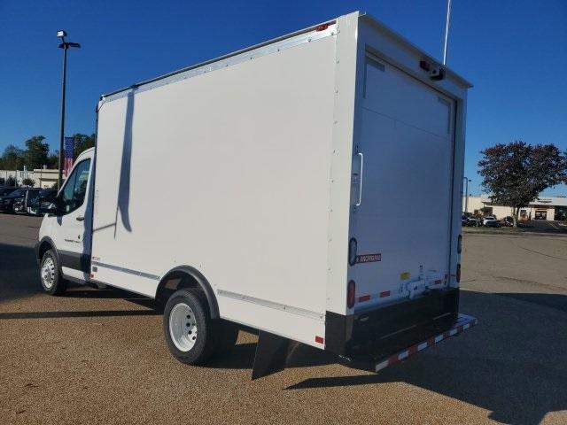 2019 Transit 350 HD DRW 4x2,  Morgan Cutaway Van #NB08541 - photo 1