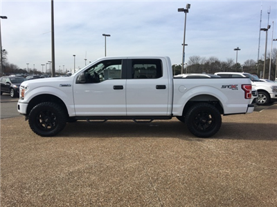 2018 F-150 SuperCrew Cab 4x4,  Pickup #NB09661 - photo 3