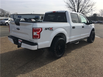 2018 F-150 SuperCrew Cab 4x4,  Pickup #NB09661 - photo 2