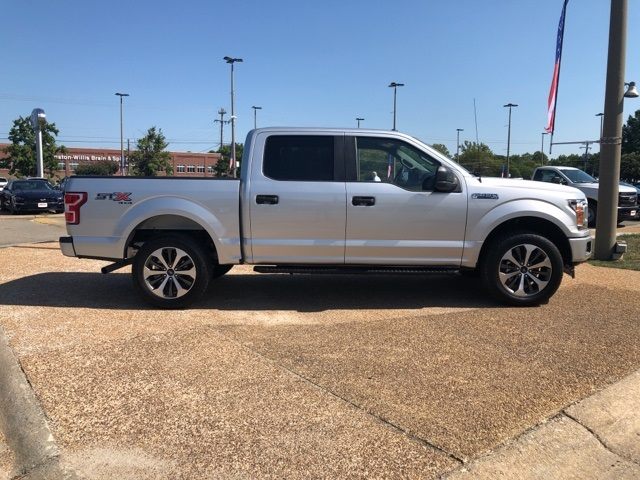 2019 F-150 SuperCrew Cab 4x4,  Pickup #NB13144V - photo 7