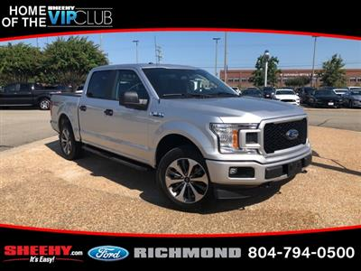 2019 F-150 SuperCrew Cab 4x4,  Pickup #NB13144V - photo 1