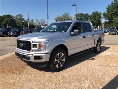 2019 F-150 SuperCrew Cab 4x4,  Pickup #NB13144V - photo 4