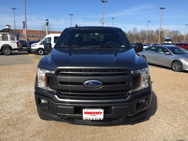 2020 F-150 SuperCrew Cab 4x4, Pickup #NB13400 - photo 3