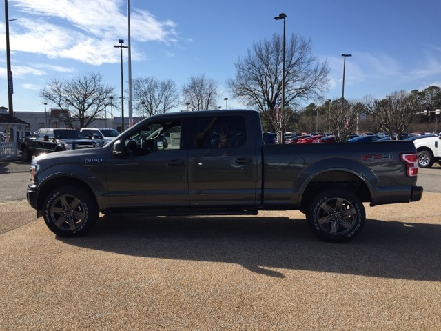 2020 F-150 SuperCrew Cab 4x4, Pickup #NB13400 - photo 5