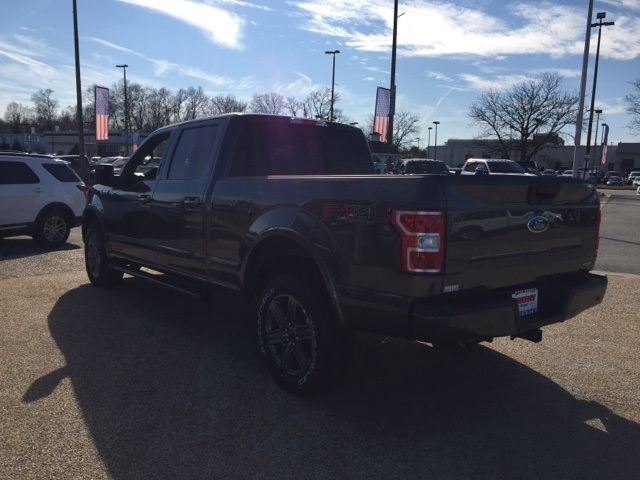 2020 F-150 SuperCrew Cab 4x4, Pickup #NB13400 - photo 6