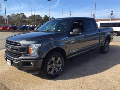2020 F-150 SuperCrew Cab 4x4, Pickup #NB13400 - photo 4