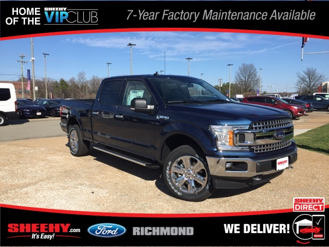 2020 F-150 SuperCrew Cab 4x4, Pickup #NB13404 - photo 1