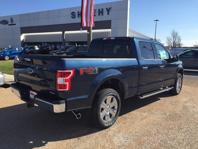 2020 F-150 SuperCrew Cab 4x4, Pickup #NB13404 - photo 2