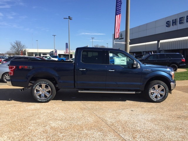 2020 F-150 SuperCrew Cab 4x4, Pickup #NB13404 - photo 8