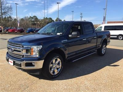 2020 F-150 SuperCrew Cab 4x4, Pickup #NB13404 - photo 4