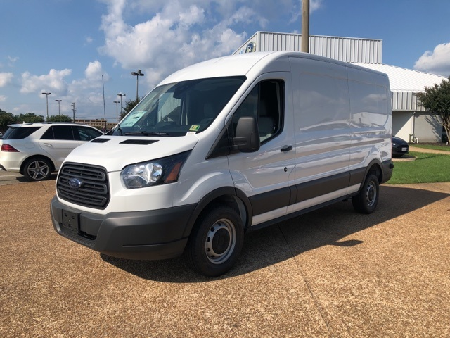 2018 Transit 250 Med Roof 4x2,  Empty Cargo Van #NB13727 - photo 4