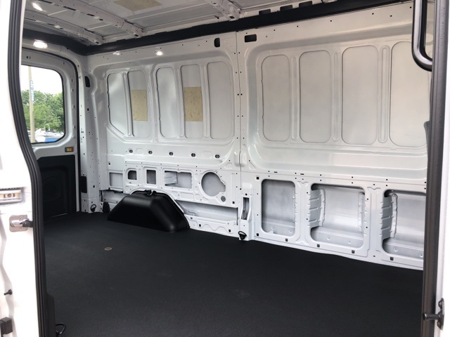 2018 Transit 250 Med Roof 4x2,  Empty Cargo Van #NB13728 - photo 2