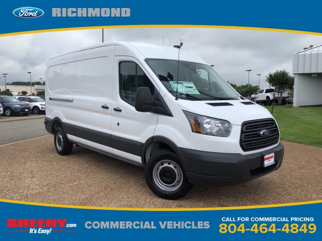 2018 Transit 250 Med Roof 4x2,  Empty Cargo Van #NB13728 - photo 1