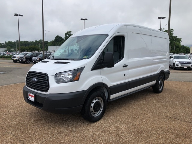2018 Transit 250 Med Roof 4x2,  Empty Cargo Van #NB13728 - photo 4