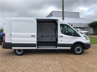 2018 Transit 250 Med Roof 4x2,  Empty Cargo Van #NB13728 - photo 10