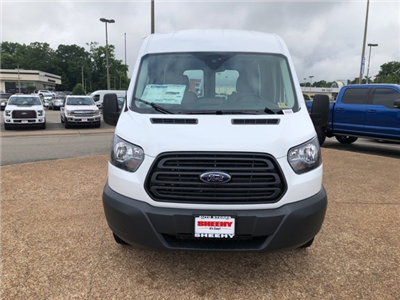 2018 Transit 250 Med Roof 4x2,  Empty Cargo Van #NB13728 - photo 3