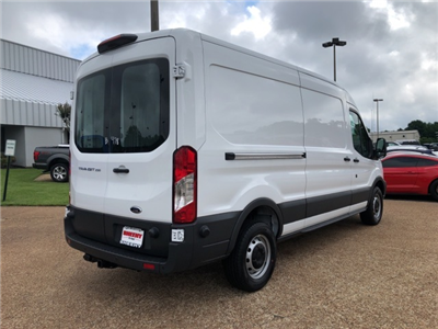 2018 Transit 250 Med Roof 4x2,  Empty Cargo Van #NB13728 - photo 8