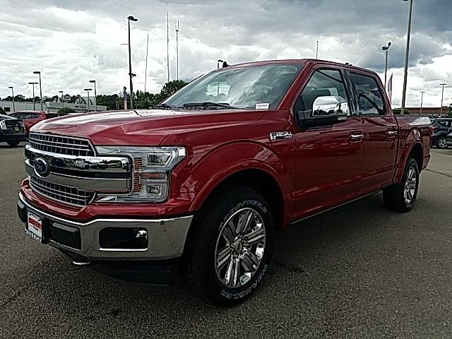 2020 F-150 SuperCrew Cab 4x4, Pickup #NB18266 - photo 4