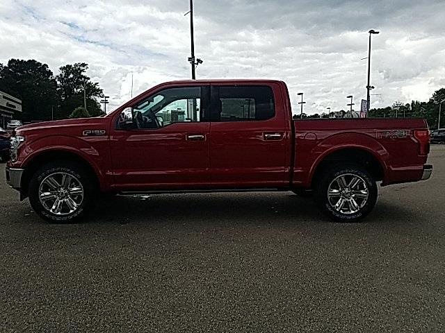 2020 F-150 SuperCrew Cab 4x4, Pickup #NB18266 - photo 5