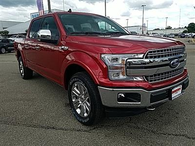 2020 F-150 SuperCrew Cab 4x4, Pickup #NB18266 - photo 9
