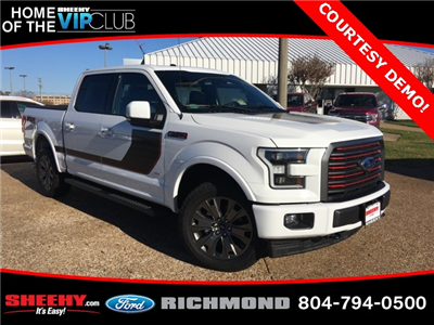 2017 F-150 SuperCrew Cab 4x4,  Pickup #NB18997V - photo 1