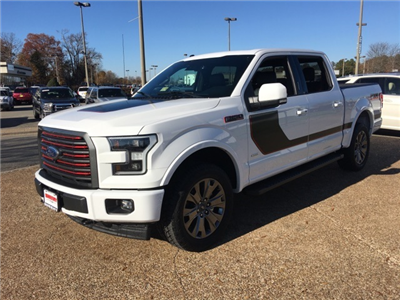 2017 F-150 SuperCrew Cab 4x4,  Pickup #NB18997V - photo 3