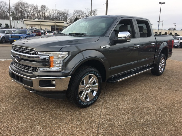 2018 F-150 Crew Cab 4x4, Pickup #NB22886 - photo 3