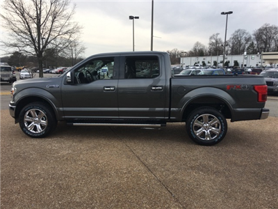 2018 F-150 Crew Cab 4x4, Pickup #NB22886 - photo 4