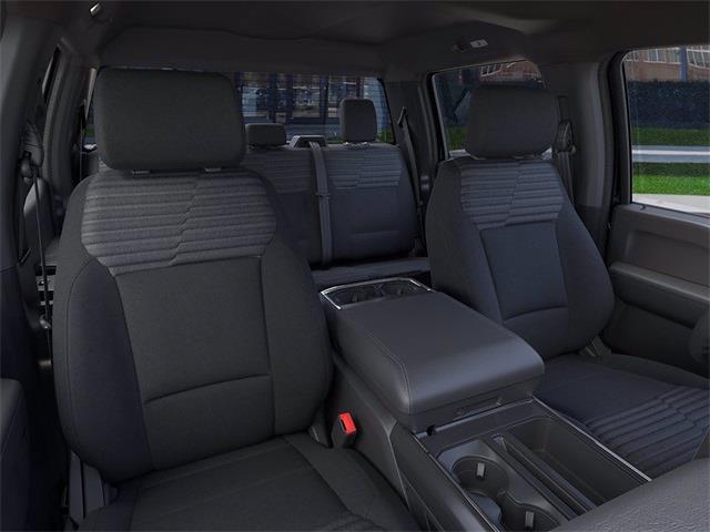 2021 Ford F-150 SuperCrew Cab 4x4, Pickup #NB25289 - photo 10