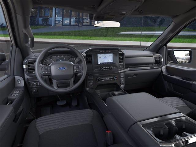 2021 Ford F-150 SuperCrew Cab 4x4, Pickup #NB25289 - photo 9