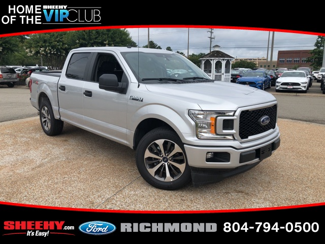 2019 F-150 SuperCrew Cab 4x2,  Pickup #NB25542 - photo 1