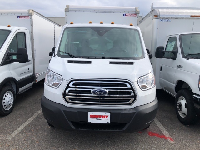 2019 Transit 350 HD DRW 4x2, Morgan Mini-Mover Cutaway Van #NB28646 - photo 3