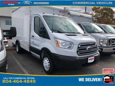 2019 Transit 350 HD DRW 4x2, Morgan Mini-Mover Cutaway Van #NB28646 - photo 1